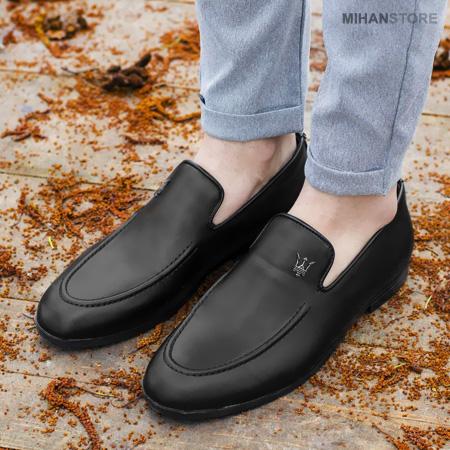 کفش کالج مردانه طرح Maserati
