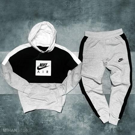 ست سوئیشرت و شلوار نایک Nike طرح هوا Air