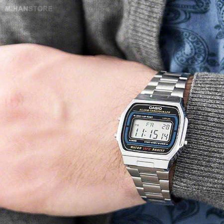عکس محصول ساعت مچي ديجيتالي کاسيو مدل A159