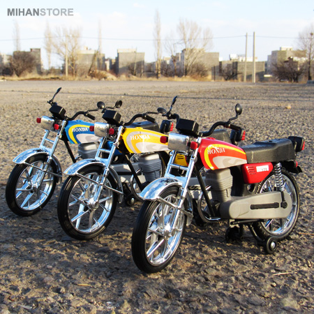 ماکت موتور هوندا سی جی 125 CG125 Honda