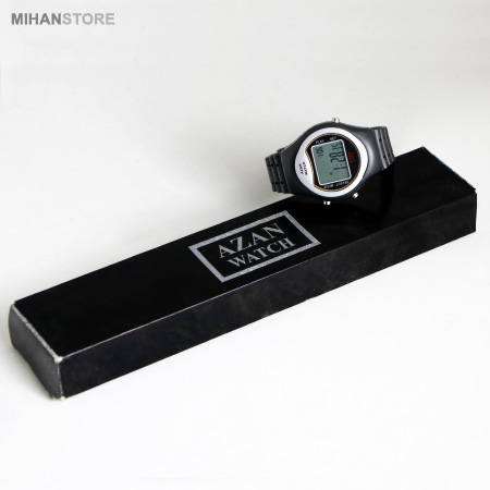 خرید پستی ساعت مچی هوشمند اذان گو Azan Watch
