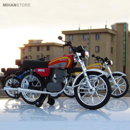 موتور سیکلت ژاپنی هوندا سی جی CG 125