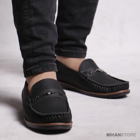 حراج کفش کالج مردانه طرح Loop