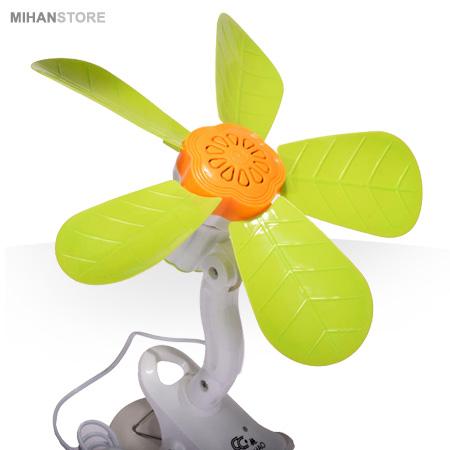 پنکه 5 پر برقی مدل کونگچاو Congchao 399 Table Fan