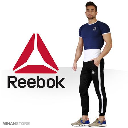 ست تی شرت و شلوار ریباک Reebok طرح آر بی کا RBK