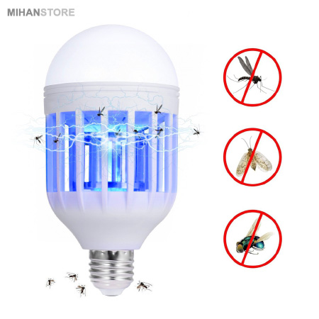 لامپ حشره کش برقی مدل زپ لایت Zapp Light LED 60W