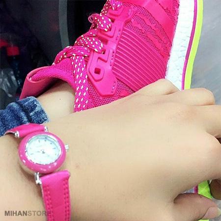 ساعت دخترانه 6 بند قابل تعویض