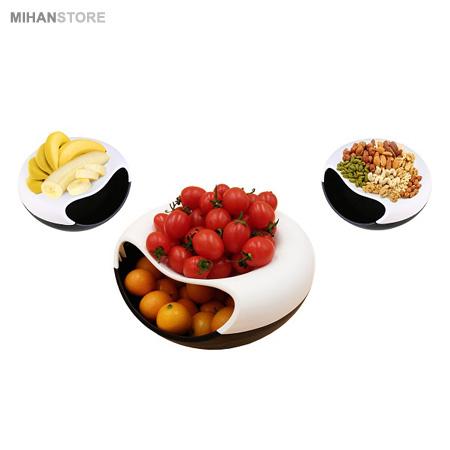 ظرف میوه خوری و آجیل خوری فانتزی