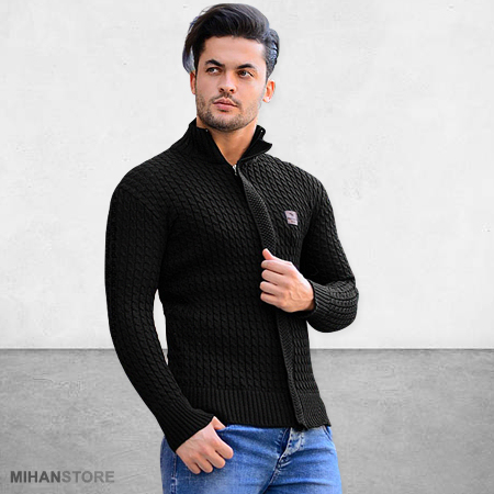 سوئیشرت بافت مردانه Oksen Men Sweatshirt 2020