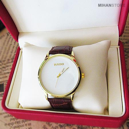 ساعت مچی Rado مدل Simple رنگ سفید