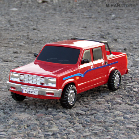 ماکت وانت مزدا دوکابین Mazda Toy