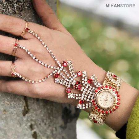 عکس محصول ساعت دستبندي و انگشتري GEM