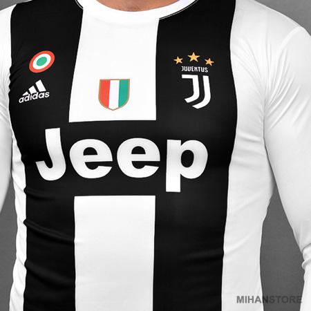 ست تی شرت و شلوار یوونتوس Juventus Sport Clothing Set 2019