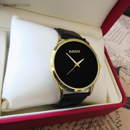 ساعت مچی رادو Rado مدل Simple رنگ مشکی