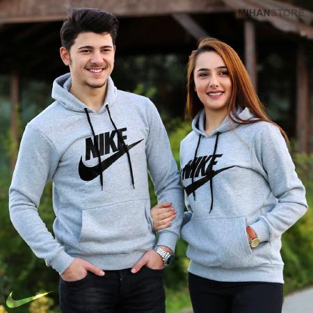 ست هودی مردانه و زنانه نایک Nike Lovers Set