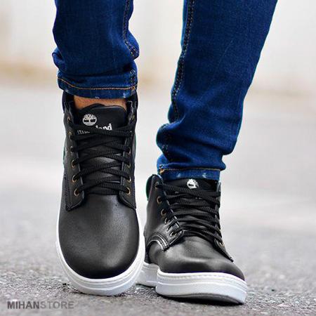 کفش مردانه ساقدار Timberland طرح تیمبرلند Timberland Baskets Men Shoes