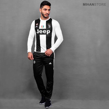 ست تی شرت و شلوار یوونتوس Juventus 2019