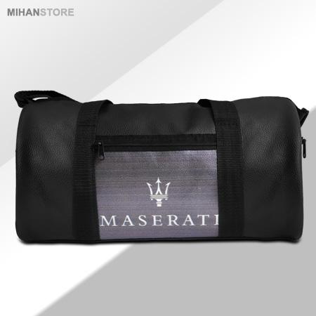 ساک ورزشی طرح مازراتی Maserati