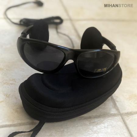 عینک آفتابی و هدست مدل SunHead 2020