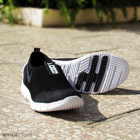 کفش مردانه Nike طرح Go Walk فوق العاده راحت و بادوام دارای زیره EVA مقاوم