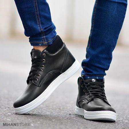 کفش مردانه ساقدار تیمبرلند Timberland طرح بسکتس Baskets