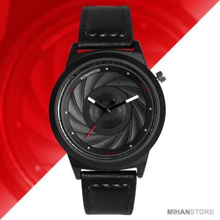 خرید پیامکی ساعت مچی لنز رومانسون Romanson مدل Chrono