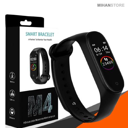 ساعت هوشمند اسمارت بند ام فور مدل M4 Smart Band 2020