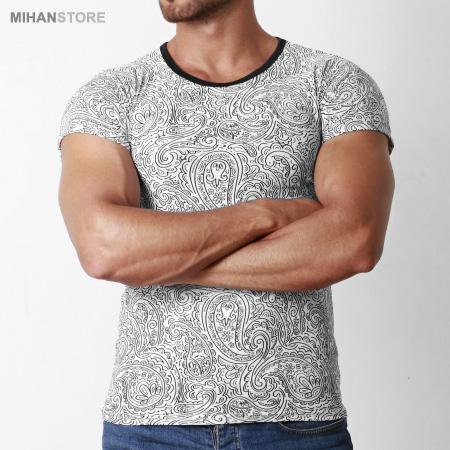 تی شرت مردانه هاوایی Hawaii طرح فلوریدا Hawaii Florida Men Tshirt