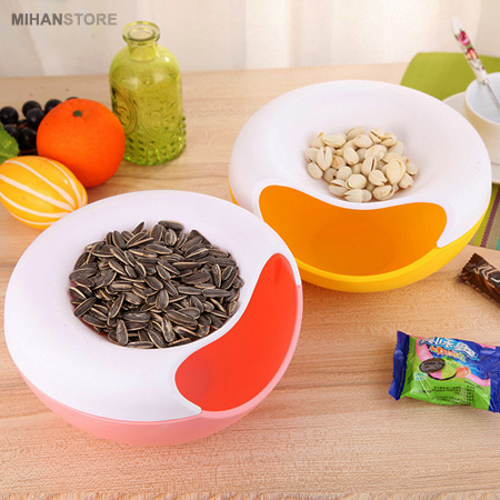 ظرف پسته ، آجیل و تخمه خوری فانتزی Snacks Seeds Storage Box