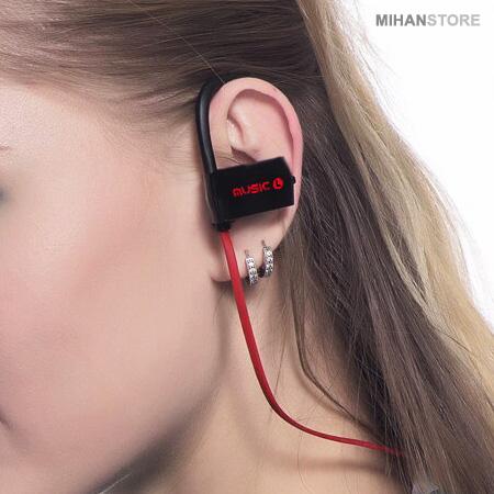 هندزفری بلوتوث ورزشی شارژی Wireless Headset RT558 2020