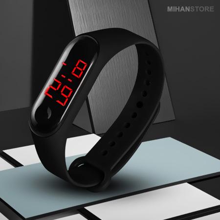 ساعت مچی هوشمند LED طرح شیائومی Xiaomi 2020
