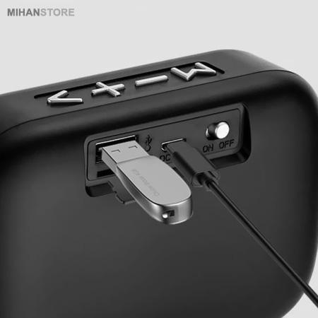 اسپيکر بلوتوثي قابل حمل MG2